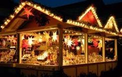 Ostbelgien - Weihnachtsmarkt in Rodt