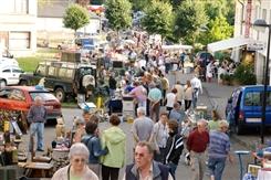 Ostbelgien - Trödelmarkt : abgesagt