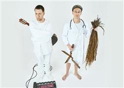 """Ostbelgien - Simon & Jan – """"Alles wird gut"""" // Support: Rosa Hoelger (VERSCHOBEN)"""