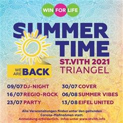 Ostbelgien - Summertime 2021