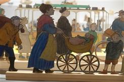 Ostbelgien - Theater im Museum. Fünf Kelmiser Geschichten in einem Rundgang