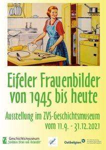 Ostbelgien - Eifeler Frauenbilder von 1945 bis heute