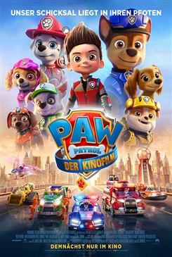 Ostbelgien - Paw Patrol - Der Kinofilm