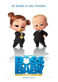 Ostbelgien - Boss Baby - Schluss mit Kindergarten